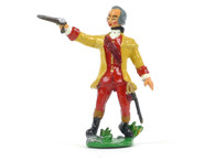 Garibaldi & Co Toy Soldiers B16 Washington Firing Pistol