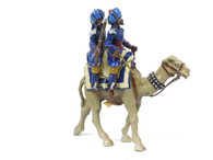 Somerset Ltd. 3rd Hyderzbad Cavalry Camel Corp Double Mount