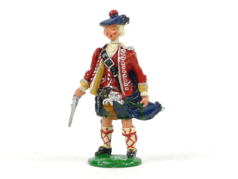 Garibaldi & Co Toy Soldiers HR2 42nd Battalion Company Officer