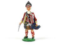 Garibaldi & Co Toy Soldiers HR7 Grenadier Officer