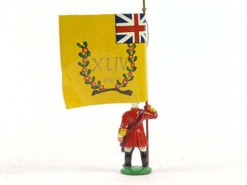Garibaldi & Co Toy Soldiers B15 44th Halkett Regimental Standard