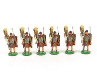 Garibaldi & Co Toy Soldiers LE3a Romans with Impediments Roman Army 100-200 AD