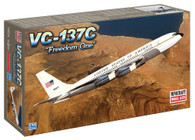 Minicraft Model Kit 14624 VC-137C Freedom One Plastic Aircraft Model 1/144 Scale