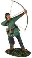 "W Britain Wrath of the Northmen 62129 ""Scotend"" Saxon Archer No.3 Arrow Loosed"