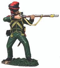 W Britain 36168 Nassau Grenadier Standing Firing No.2 1815