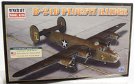 Minicraft Model Kit 11658 B-24D Ploesti Radar Plastic Aircraft Model 1/72 Scale