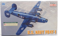 Minicraft Model Kit 11659 US Navy PB4Y-1 Plastic Aircraft Model 1/72 Scale