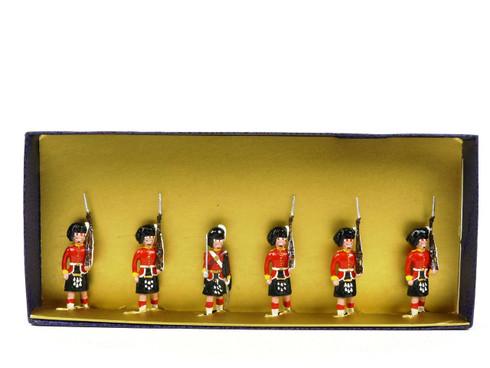 Blenheim Military Models Set #B42 Argyll & Sutherland Highlander 1914