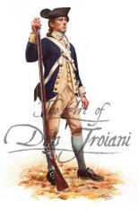 Pittsfield Minute Company, 1775 - American Revolution