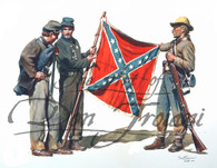 1st and 2nd Maryland CSA - American Civil War