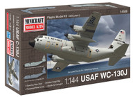Minicraft Model Kit 14589 USAF WC-130J Plastic Aircraft Model 1/144 Scale
