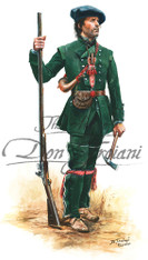Roger's Rangers Private 1758 - French & Indian War