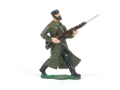 Authenticast Comet Infantry of Line Charging Soviet Guard
