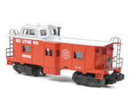 American Flyer Authentic S Gauge Train Southern Illuminated Caboose 4-9403