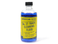 American Flyer No. 27 Track Cleaning Fluid A C Gilbert