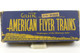 American Flyer A C Gilbert Authentic S Gauge Train American Flyer 640 2 Bay Hopper Car