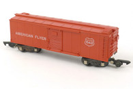 American Flyer A C Gilbert Authentic S Gauge Train American Flyer 642 Box Car