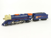 Lionel Lines 6-28020 4-6-2 Steam Locomotive and Tender