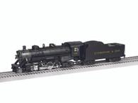 Lionel Chesapeake & Ohio 6-83609 LionChief Plus 2-8-2 Mikado Steam Locomotive #1067