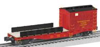 Lionel Trains 6-27672 Weyerhaeuser Work Caboose O Scale