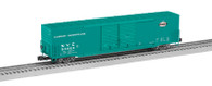 Lionel Trains 6-27855 New York Central Scale 60' Double Door Boxcar O Scale