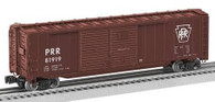 Lionel Trains 6-27857 Pennsylvania Scale 50' Double Door Boxcar with end Doors O Scale