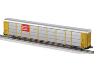 Lionel Trains 6-29377 Canadian Pacific 89' Bi-level Auto Rack 2-Pack O Scale