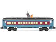 Lionel Trains 6-35130 The Polar Express Baby Madison Disappearing Hobo Car