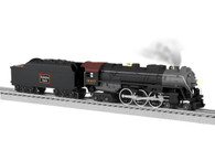 Lionel CBQ 6-82967 LionChief Plus 4-6-4 Hudson Steam Locomotive