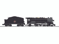 Lionel North Western 6-82971 LionChief Plus 4-6-2 Pacific Steam Locomotive