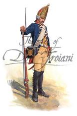 Regt Von Wutginau 1776 - American Revolution