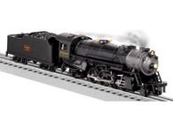 Lionel 6-81181 Chicago Burlington & Quincy Scale Heavy Mikado 2-8-2 Steam Locomotive