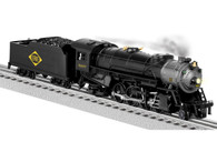 Lionel 6-81191 Erie Legacy Scale Heavy Mikado 2-8-2 Steam Locomotive