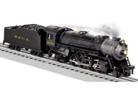 Lionel 6-81193 Wheeling & Lake Erie Legacy Scale Heavy Mikado 2-8-2 Steam Locomotive