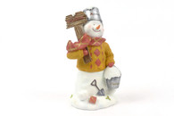 SpecCast Collectibles Holiday Snowman Resin Figure SCT 499