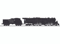 Lionel 6-882247 Santa Fe Lionmaster Class A Steam Locomotive