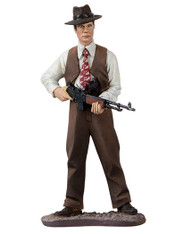Black Hawk Toy Soldiers Clyde Barrow Figure  BH1207