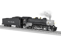 Lionel 6-82963 Rio Grande LionChief Plus Mikado 2-8-2 Steam Locomotive