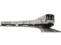 Lionel Trains 6-83648 MLB New York Yankees LionChief Subway Train Set