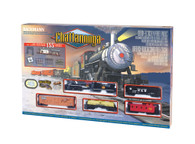 Bachmann Trains 00626 Chattanooga HO Scale Model Train Set