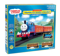 Bachmann Trains 00642 Thomas with Annie and Clarabel HO Scale Model Train Set
