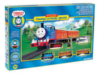 Bachmann Trains 00644 Deluxe Thomas & Friends Ready to Run HO Scale Model Train Set