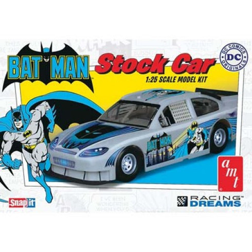 AMT Plastic Models 940 Batman Stock Car 1/25 Scale