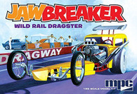 MPC Plastic Models 821 Jawbreaker Dragster 1/25 Scale