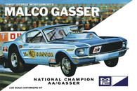 MPC Plastic Models 804 Ohio George Malco Gasser 1967 Ford Mustang 1/25 Scale