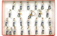 Britains Soldiers 2186 Bahamas Police Band Regiments of all Nations 26 piece set