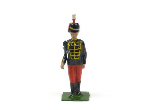 WBritain 11th Set 182 Hussars Prince Albert's Own Dismounted
