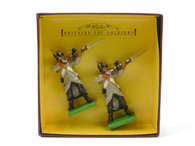 WBritain 3114 Russian Infantry Crimean War Charge of the Light Brigade