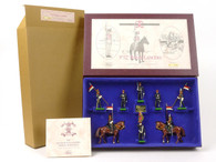 WBritain 5392 9th/12th Royal Lancers Limited Edition 0216