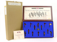 WBritain 00260 Band of the Corps of Royal Engineers Limited Edition #0634